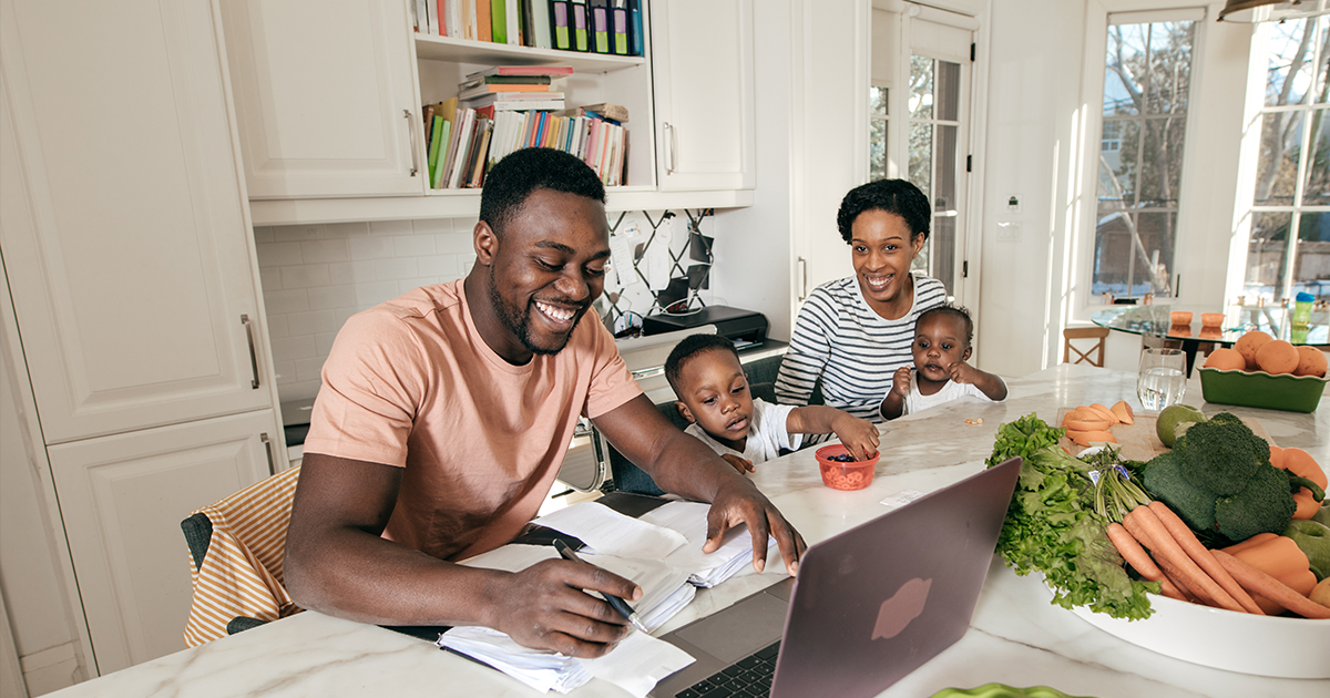 Whole-family Finances: How Budgeting as a Family Can Pay Dividends
