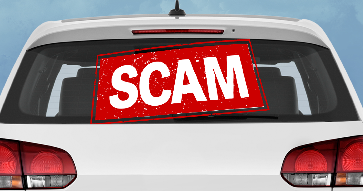 Scam Alert: You're not actually getting paid to put decals on your vehicle