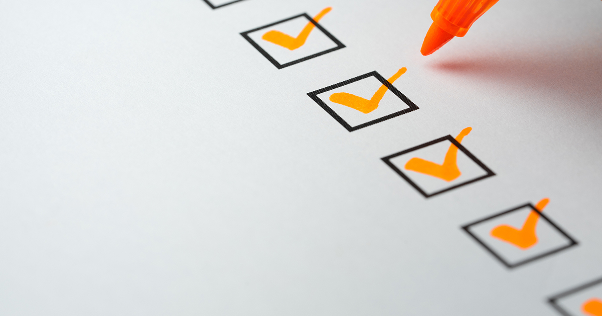 Keep Tabs on your Money with this Free Financial Review Checklist