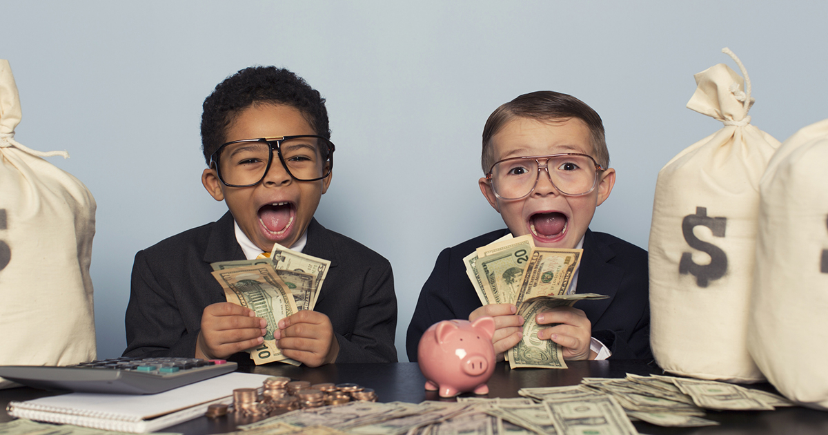 Tips to Encourage the Entrepreneurial Spirit in your Kids